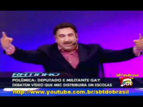 Jair Bolsonaro (PROGRAMA DO RATINHO) - PARTE 2