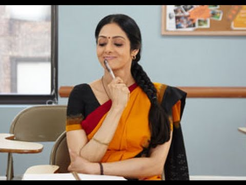 English Vinglish (Telugu Theatrical Trailer) | Sridevi