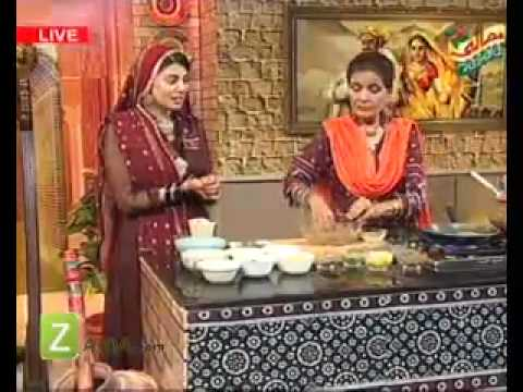 Sindhi Handi Kabab And Sindhi Aloo Ki Tikki by Zubaida Tariq...