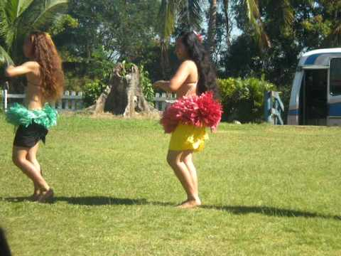 Fijian Primary School Girls Dance video