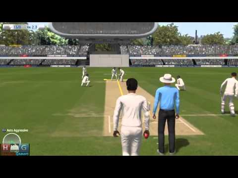 Ashes Cricket™ 2013 : India v/s 505games (Test Match)