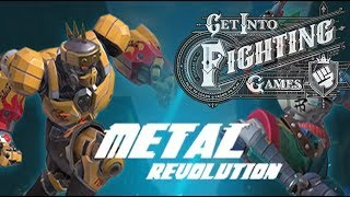 Get Into Fighting Games: Metal Revolution (New Intro)