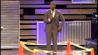 Pastor Anthony Murray