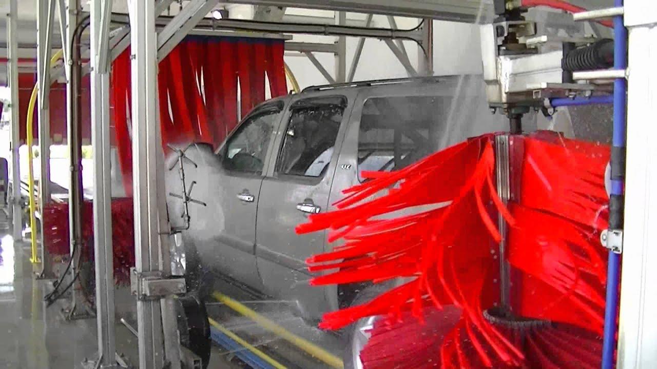 Legends Car Wash Broken Arrow