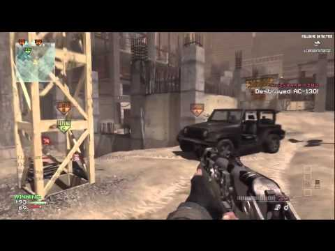 Best Mw3 Player In The World Arrested!! Megavideo