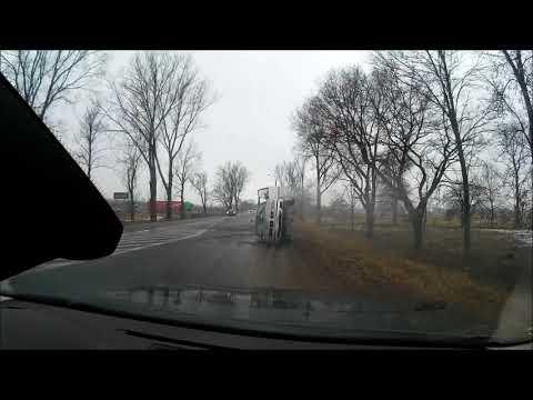 Wypadek Autobus Seat - Radzymin Północ