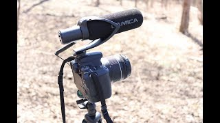 Comica Microphone Review (Sound Test)
