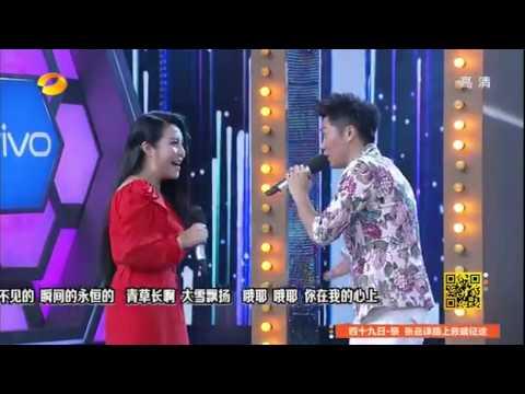 《快乐大本营》看点 Happy Camp 11/15 Recap: 凤凰传奇纪敏佳同场飙歌《月亮之上》-Phoenix Legend Sings With Ji Wen Jia【湖南卫视官方版】