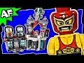 Lego Movie LORD BUSINESS' EVIL LAIR 70809 Animated Building Review MP3