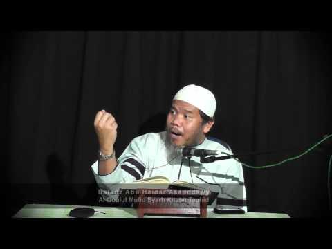 Bab 22 Upaya Rasulullah Dalam Menjaga Tauhid 11102013 - Ustadz Abu Haidar Assundawy