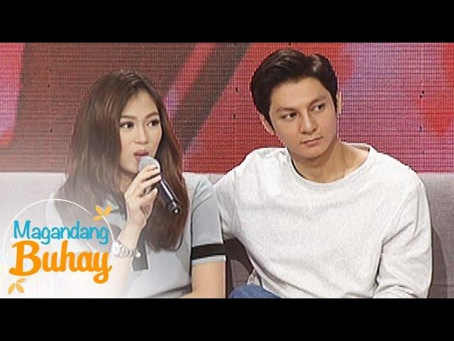 "Magandang Buhay: ""Alex's advice, Joseph says"""