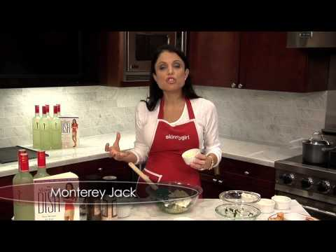0 Bethenny Frankel Shares Her Recipe For Guilt Free Spinach And Artichoke Dip