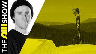 Tom Wallisch's Freeski Fantasy Life in Park City, Utah, The Alli Show