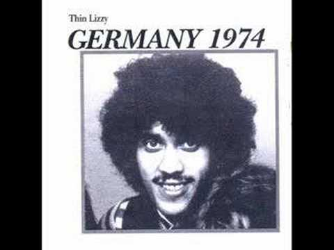Thin Lizzy - Little Darlin' (Live)
