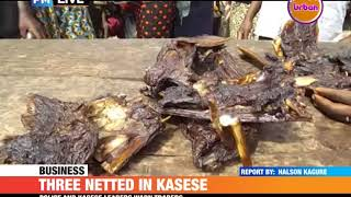 #PMLive: Three men arrested in Kasese for transporting rotten meat