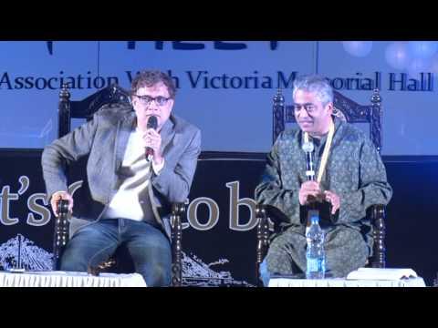 Rajdeep Sardesai & Derek O'Brien at Tata Steel Kolkata Literary Meet 2015 -- Part 1