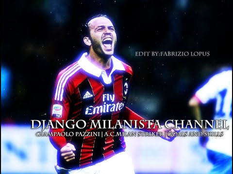 Giampaolo Pazzini | A.C. Milan Striker | Goals and Skills [HD]