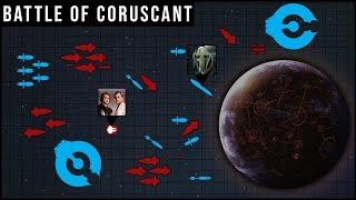 How the Republic Won the Battle of Coruscant   Star Wars Battle Breakdown