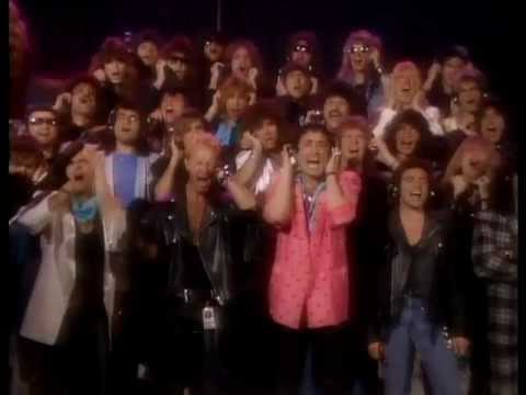 [HQ 480p] Hear N' Aid - Stars [Full LD Version] (LD MASTER) [BEST QUALITY] (1986)