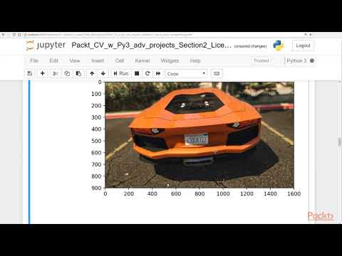 Advanced Computer Vision Projects: The Course Overview|packtpub.com