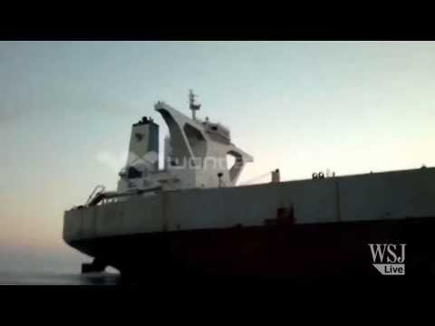 Libyan Forces Alleged to Have Fired at Oil Tanker