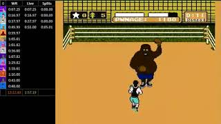 Phred's Cool Punch-Out 2 Turbo - Doc Louis in 0:57.48