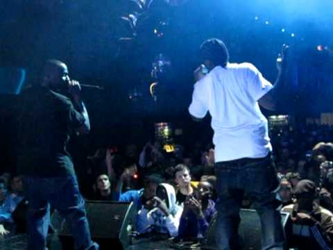download lagu The Clipse Performing