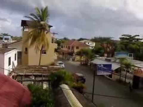 My room in Coco Hotel in Sosua. Dominican Republic. January 2014
