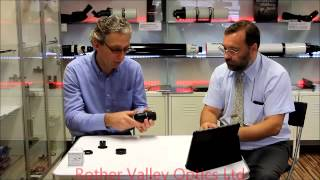 Rother Valley Optics Baader Hyperion Eyepiece Demonstration