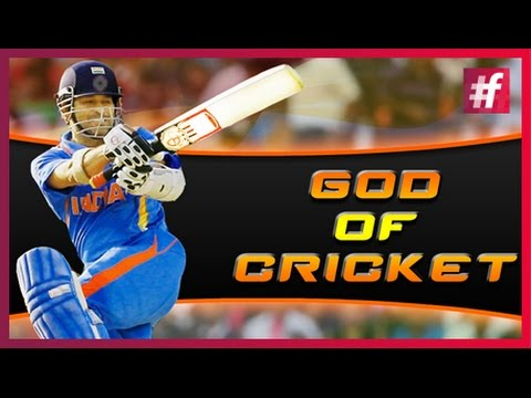 Sachin Tendulkar - Man Who Became God Of Cricket
