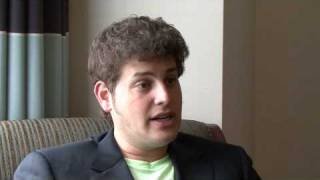 Interview with David Blue From Stargate Universe at Comic-Con 2010