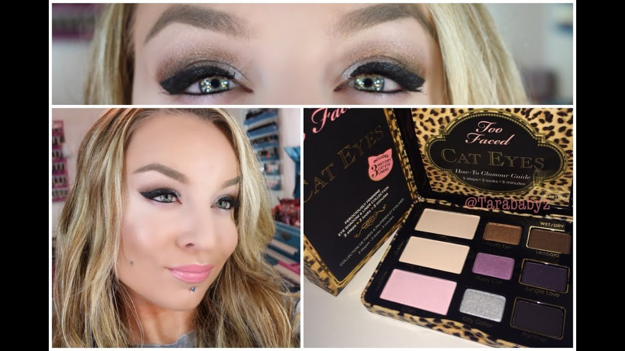Cat Eyes Palette - Too Faced