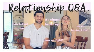 First Dates, Pregnancy, Heartbreaks, & Fights | Relationship Q&A | CONFESSIONS