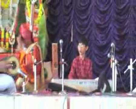 Adithya playing Venkatachala Nilayam 100208