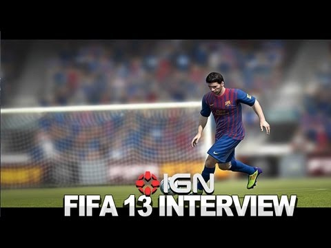 FIFA 13 Interview - Matchday Explained