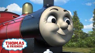 Meet The Steam Team: Meet James | Thomas & Friends