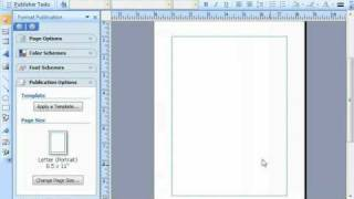 Microsoft Publisher Training Tutorial