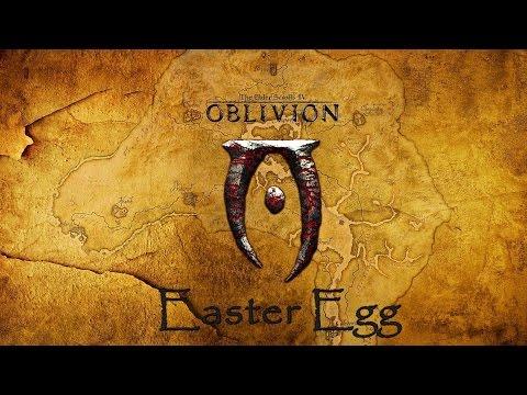 Easter Egg#1 TES:4 Oblivion (Пасхалки, секреты, интересные места)