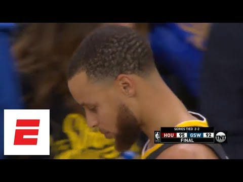 Rockets vs. Warriors Game 4: Pregame predictions, in-game highlights, postgame reactions | ESPN