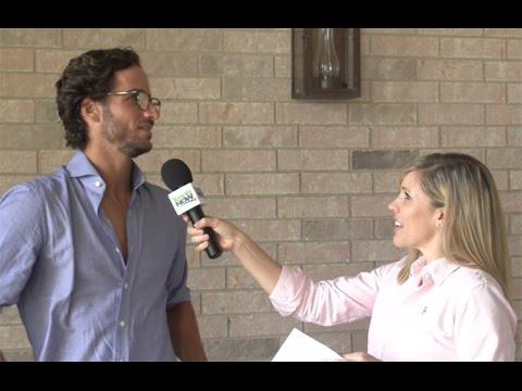 Feliciano Lopez Talks Dancing, Fashion & Cooking Skills