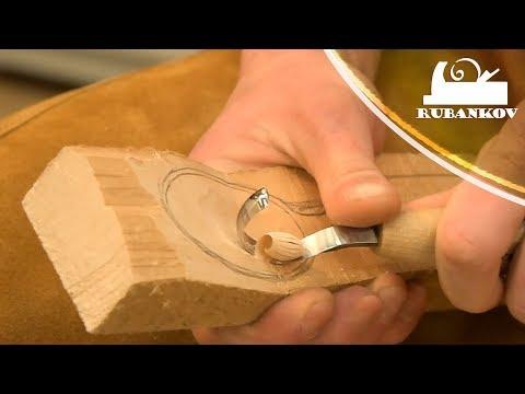 Ложкорез и как им сделать ложку своими руками
