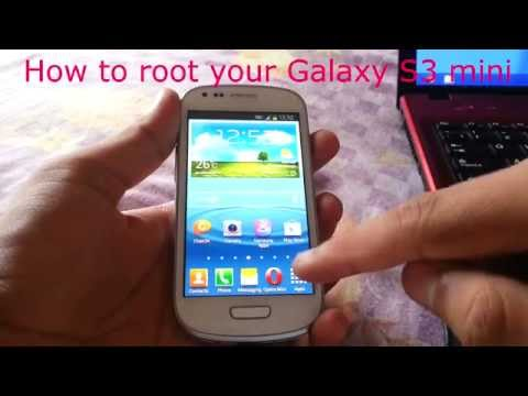 How to root your Galaxy S3 mini. Best method!