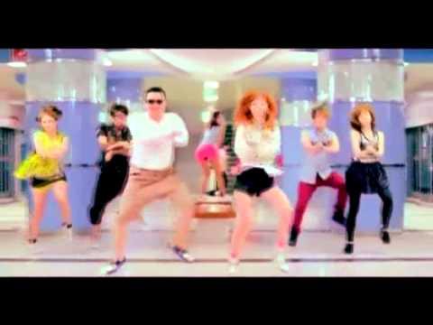 Open Gangnam Style Malayalam video