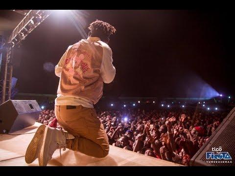 Aslay Amvuruga Mbunge wa Sumbawanga, Azidi Kuwasha Moto Tigo Fiesta