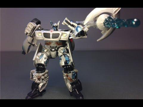 Jazz Mod Final Battle Transformers Movie Figure Review
