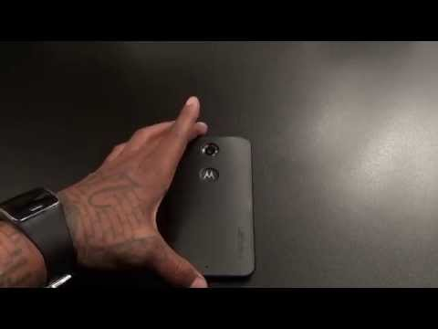 Google Nexus 6 Spigen Thin Fit Case