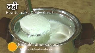 How to make Dahi at home?