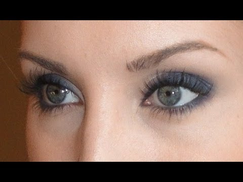 Easy Everyday Smokey Eye: Midnight Blue
