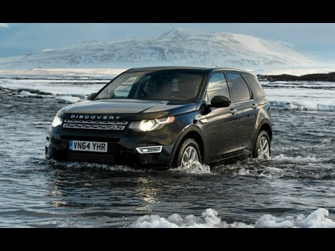 2015 Land Rover Discovery Sport Review - First Drive