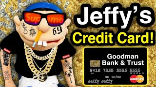 SML YTP: Jeffy's Credit Card!